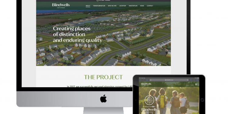 New brand and website revealed for Blindwells