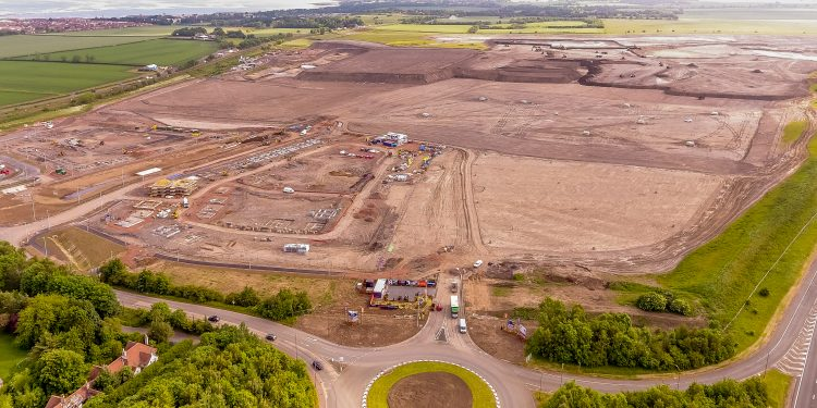 Green light for next phase of new homes at Blindwells